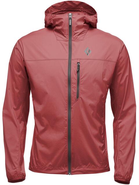 Black Diamond Alpine Start Hoody Jacket Men red oxide